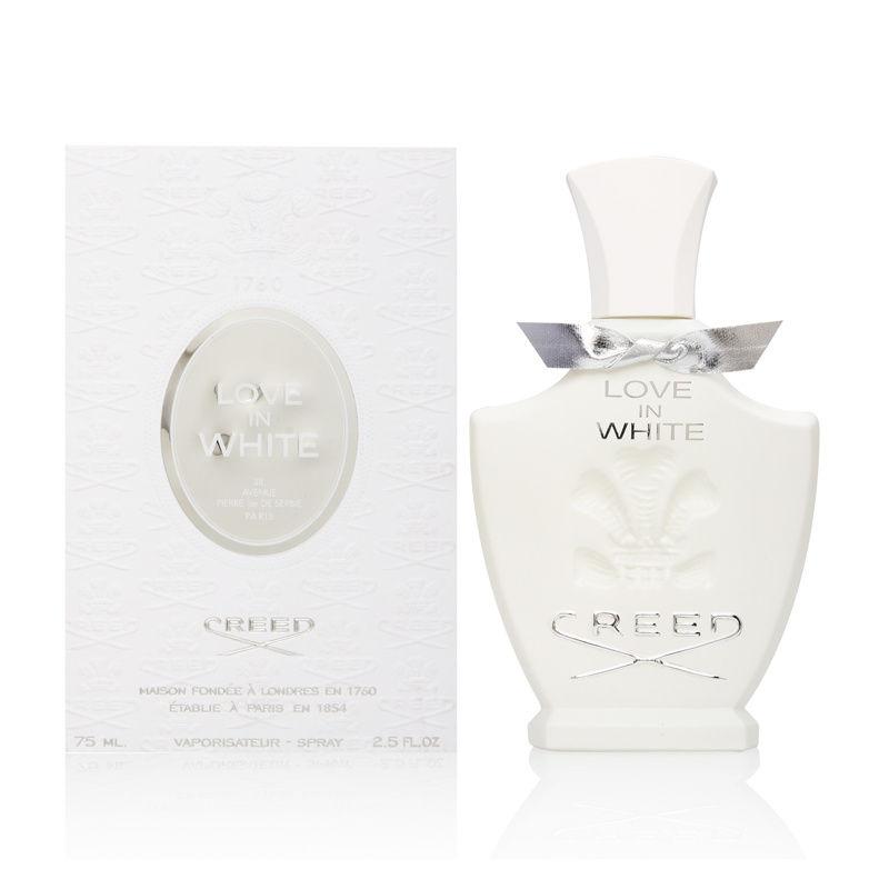 Creed Love In White for Women 2.5oz Spray Shower Gel