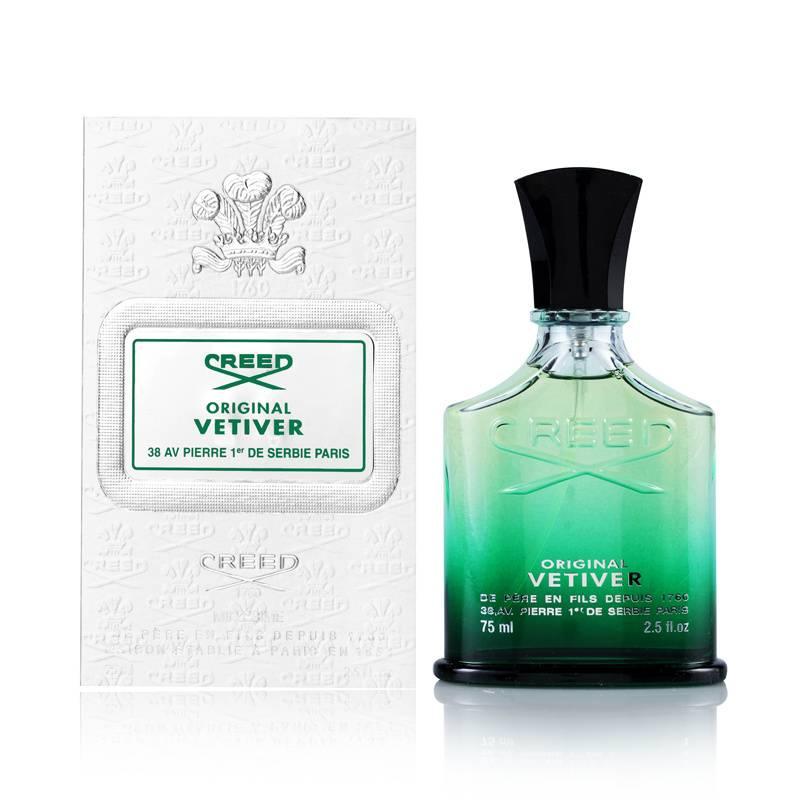 Creed Original Vetiver for Men 2.5oz Spray Shower Gel