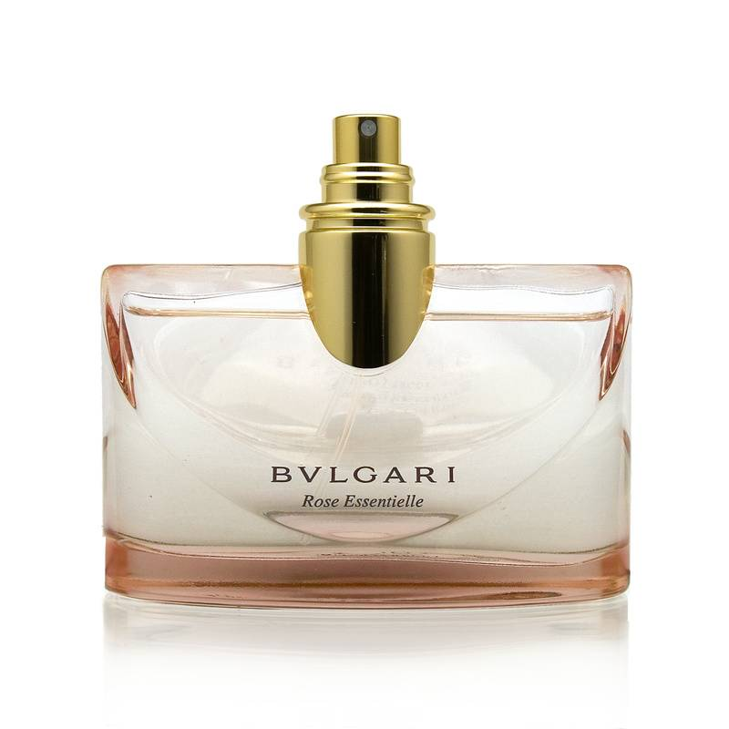 Bvlgari Rose Essentielle by Bvlgari for Women 3.4oz EDP Spray (Tester) Shower Gel