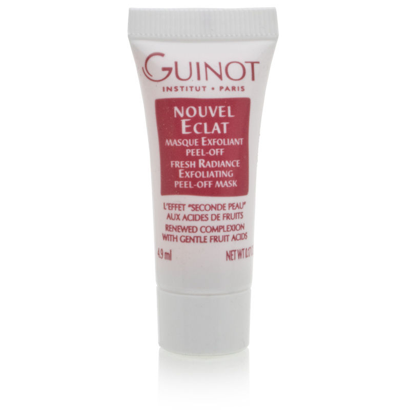 Guinot Nouvel Eclat Masque Fresh Radiance Peel-Off Mask