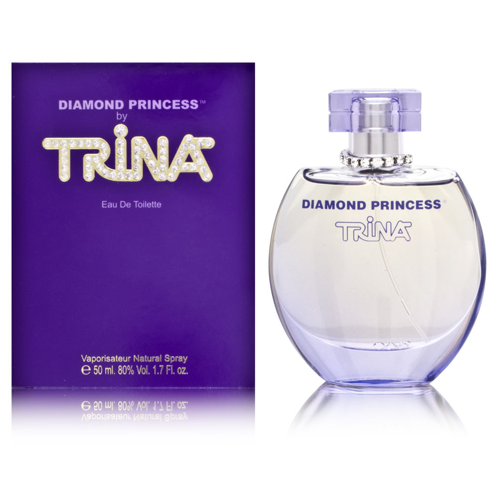 Diamond Princess by Trina for Women Set