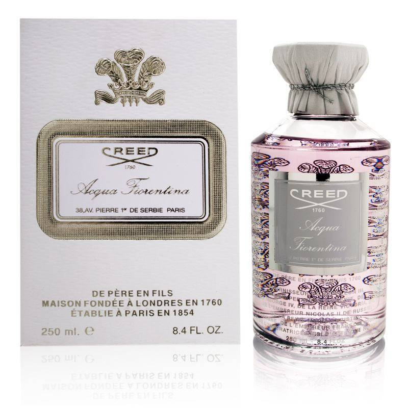 Creed Acqua Fiorentina for Women 8.4oz EDP Spray Shower Gel