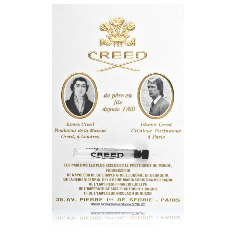 Creed Love In Black for Women 0.05oz