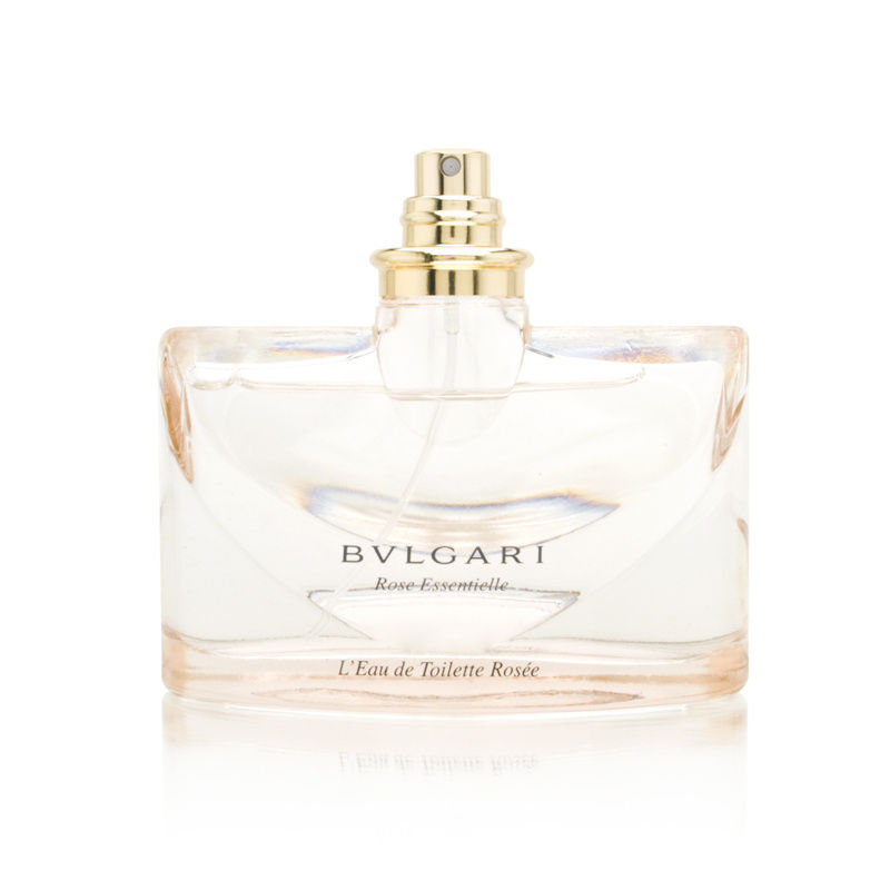 Bvlgari Rose Essentielle by Bvlgari for Women 3.4oz EDT Spray (Tester) Shower Gel