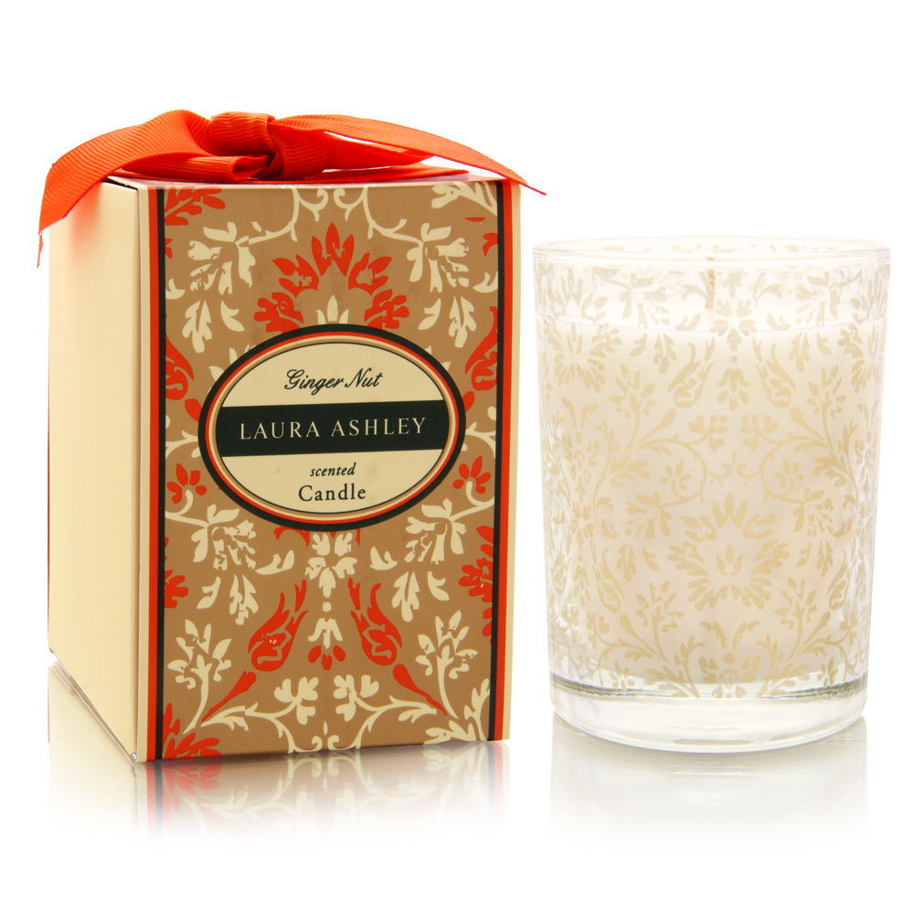 Laura Mercier Scented Candle: Candle Box