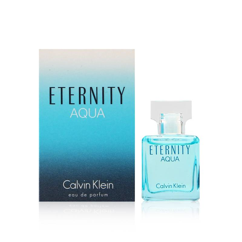 Coty Eternity Aqua by Calvin Klein for Women 0.17oz EDP