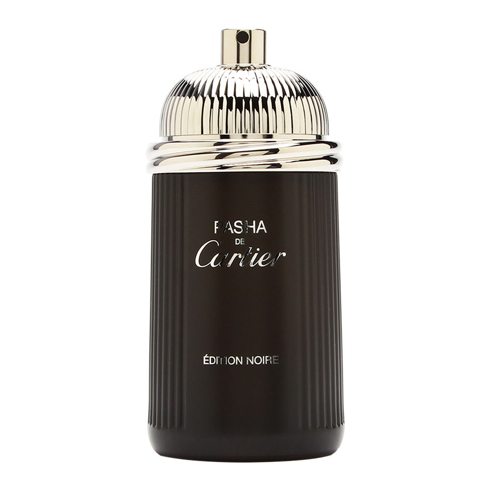 Pasha de Cartier Edition Noire for Men 3.3oz Cologne EDT Spray (Tester) Shower Gel