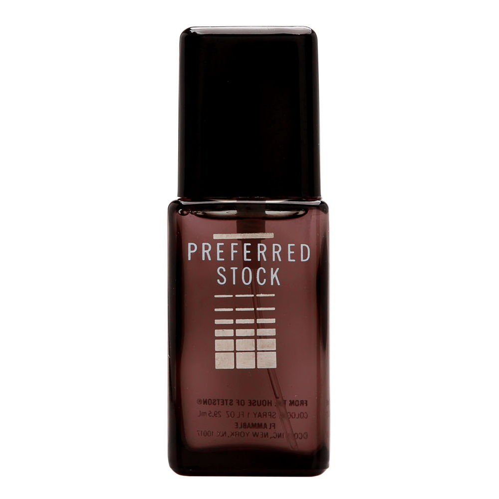 Preferred Stock by Coty for Men 1.0oz Cologne Spray (Tester) (Unboxed) Shower Gel