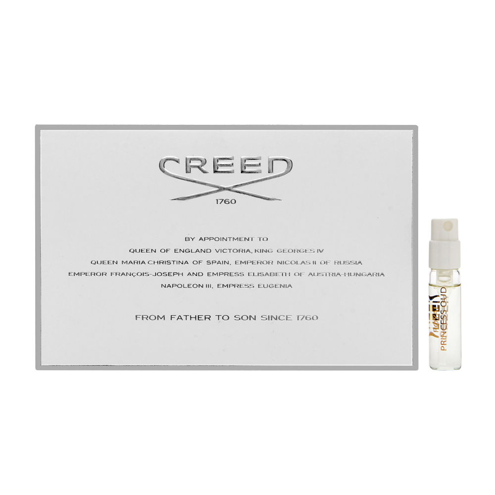 Creed Royal Princess Oud for Women 0.08oz Spray Shower Gel