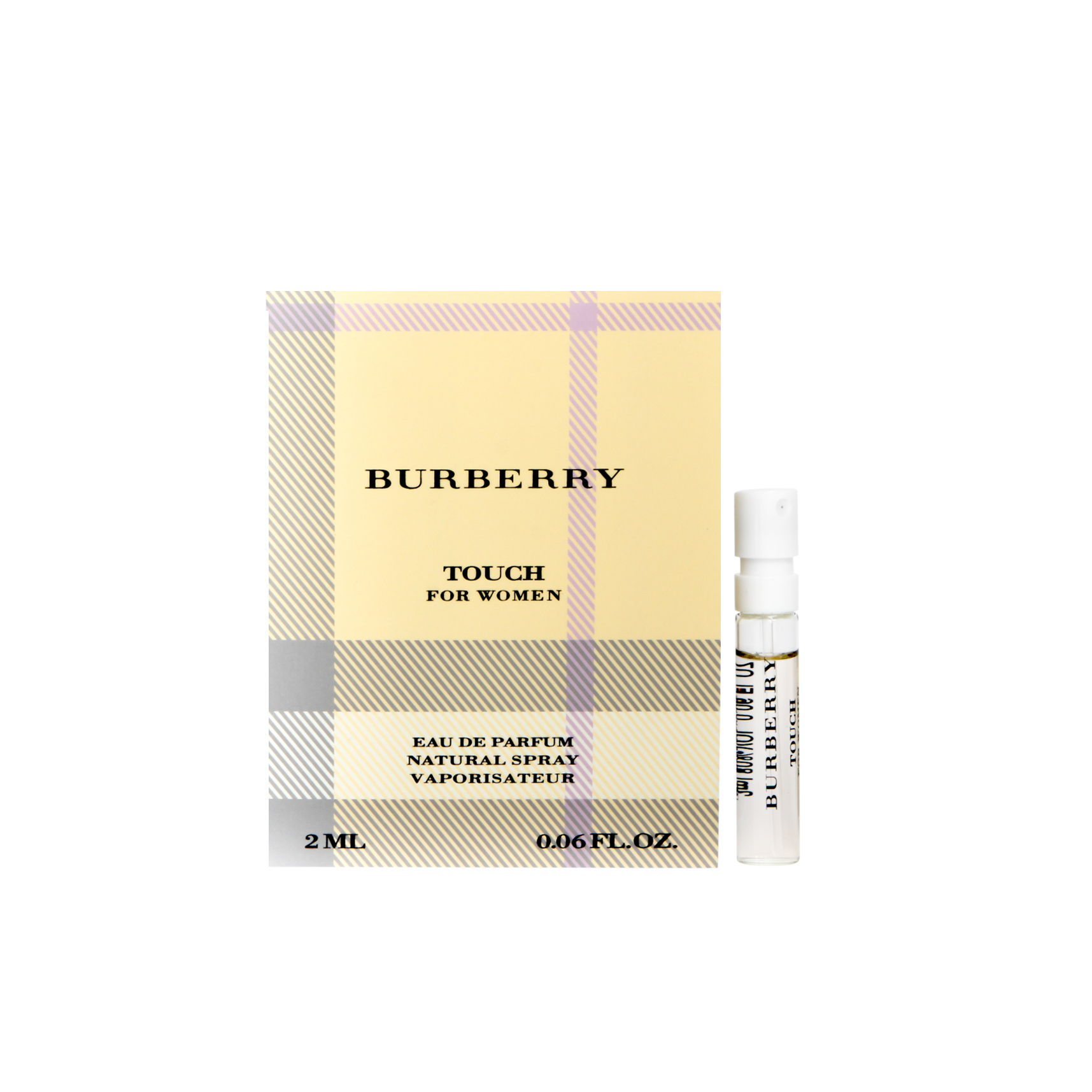 Burberry Touch by Burberry for Women 0.06oz EDP Spray