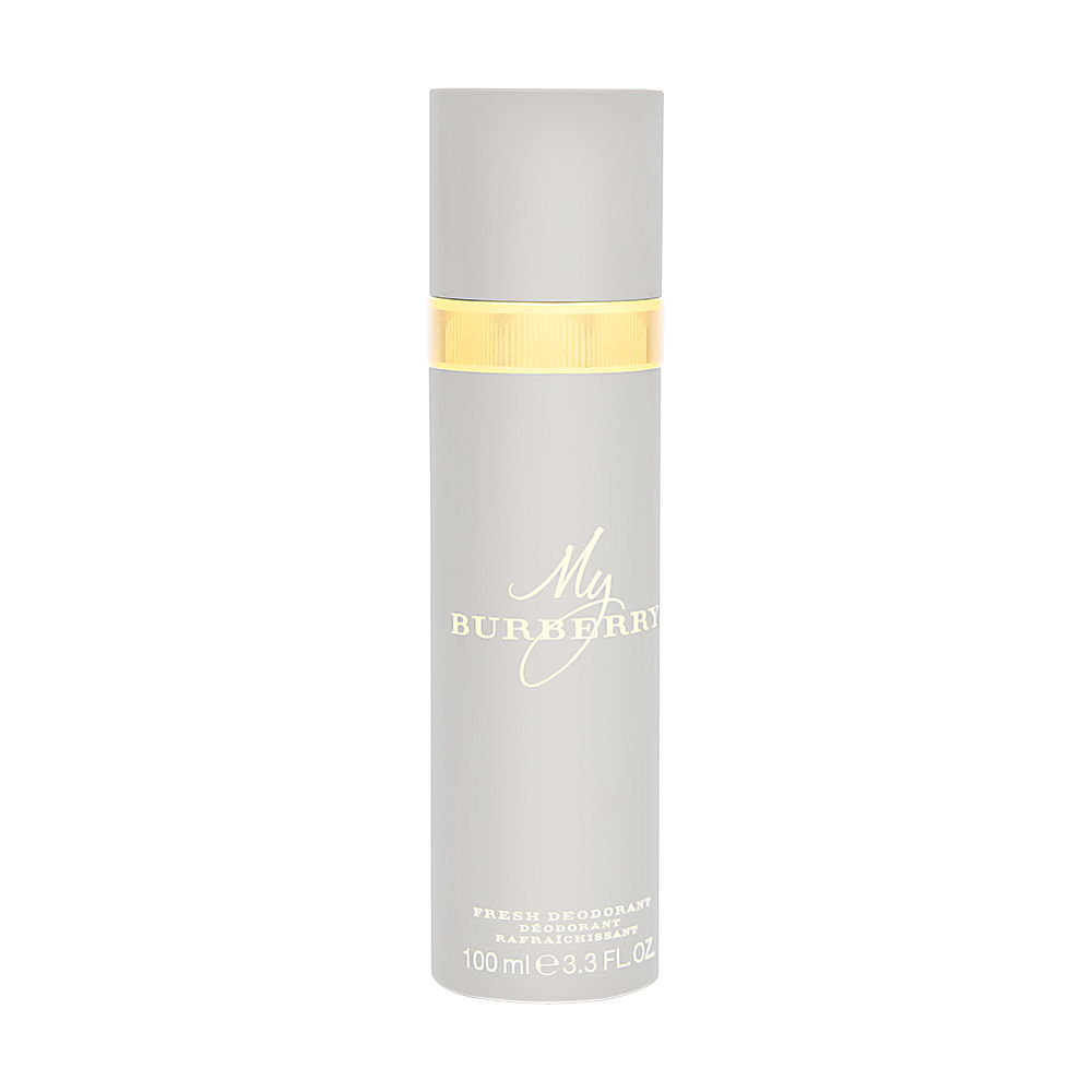 My Burberry for Women 3.4oz Spray Deodorant Spray