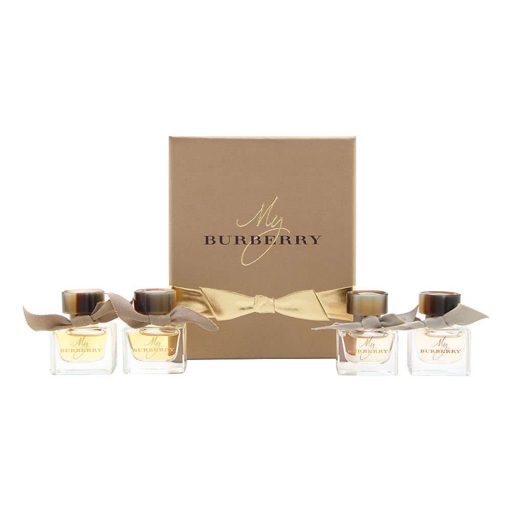 My Burberry Miniature Collection Set 5ml EDP EDT Gift Set
