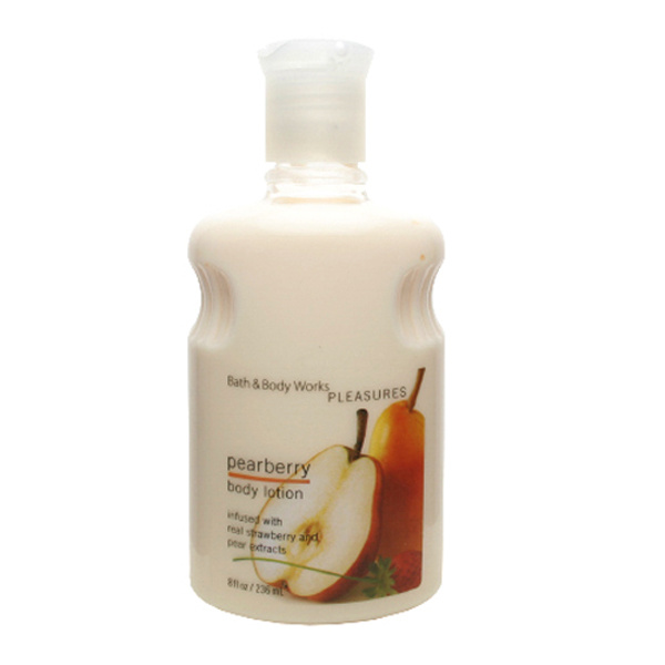 Bath & Body Works Pearberry Body Lotion