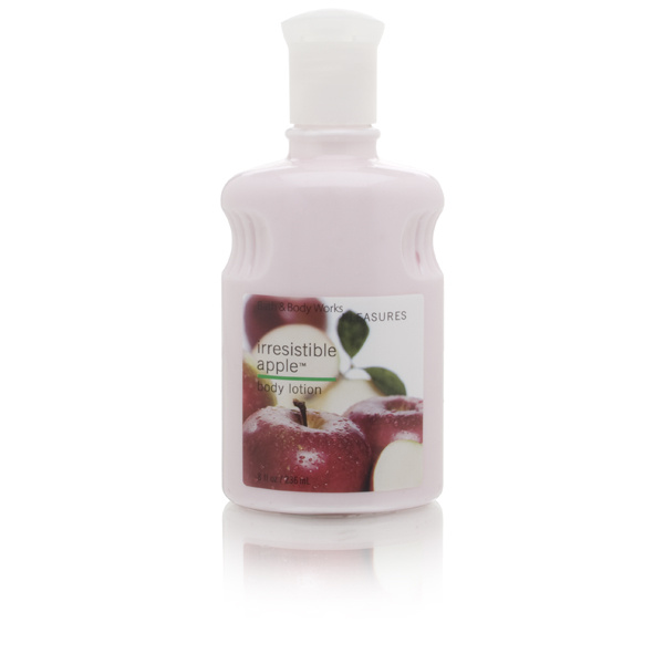 Bath & Body Works Irresistible Apple Body Lotion