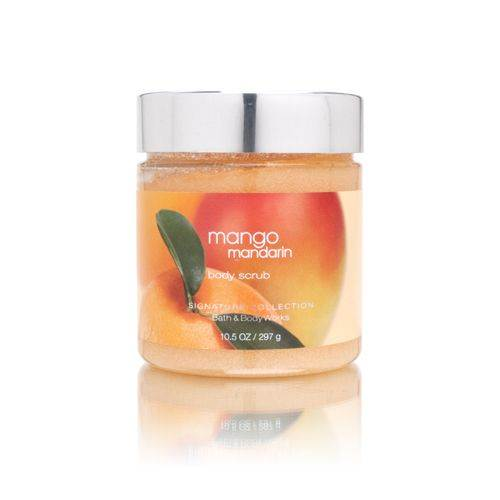 Bath & Body Works Mango Mandarin Body Scrub