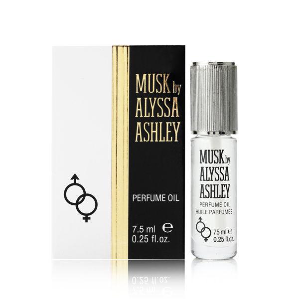 Musk by Alyssa Ashley for Women 0.25oz Pure Perfume