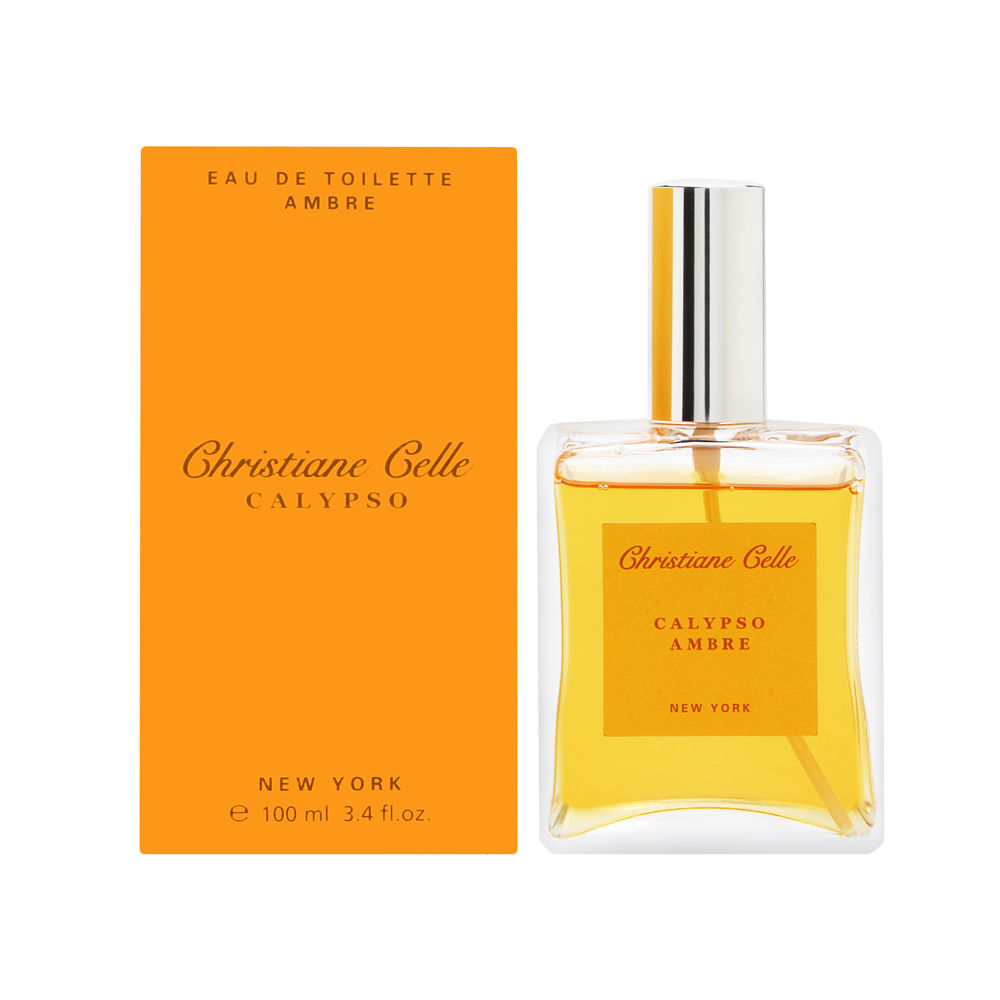 Christiane Celle Calypso - Ambre 3.4oz EDT Spray Shower Gel
