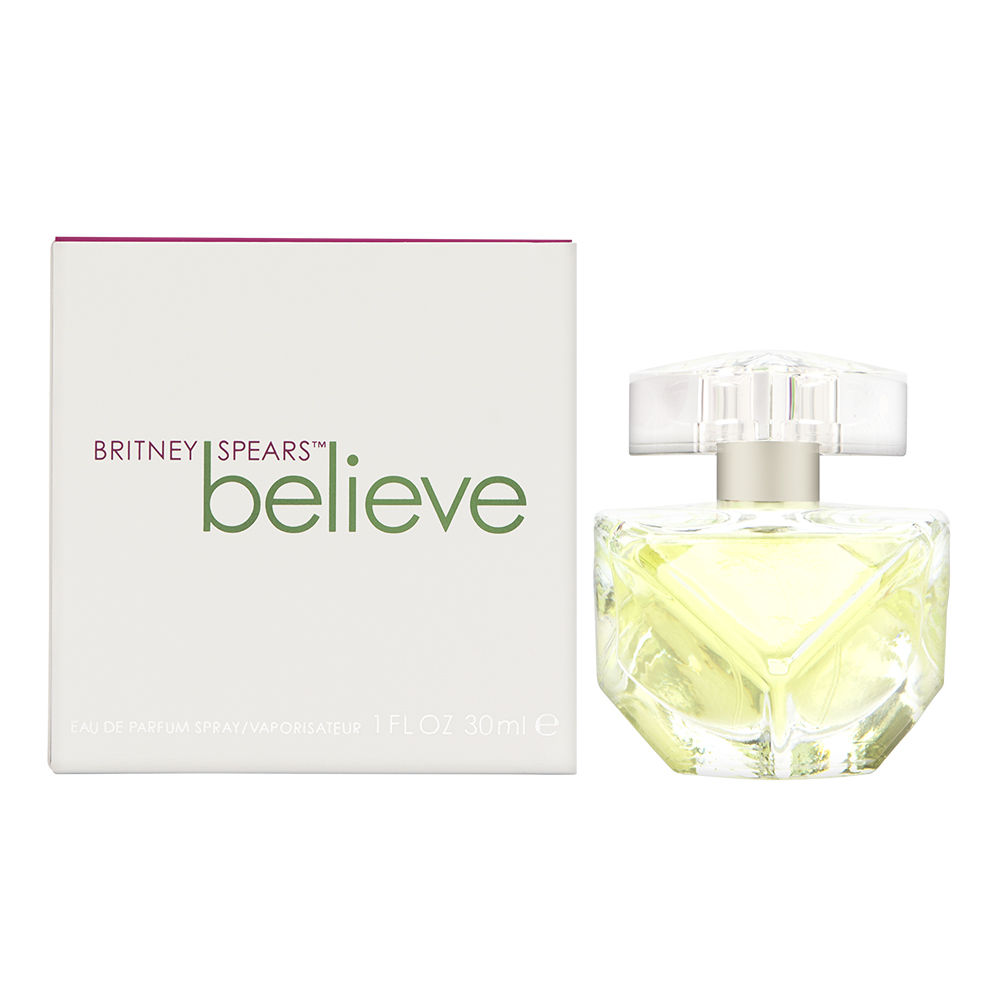 Believe by Britney Spears for Women 1.0oz EDP Spray Shower Gel