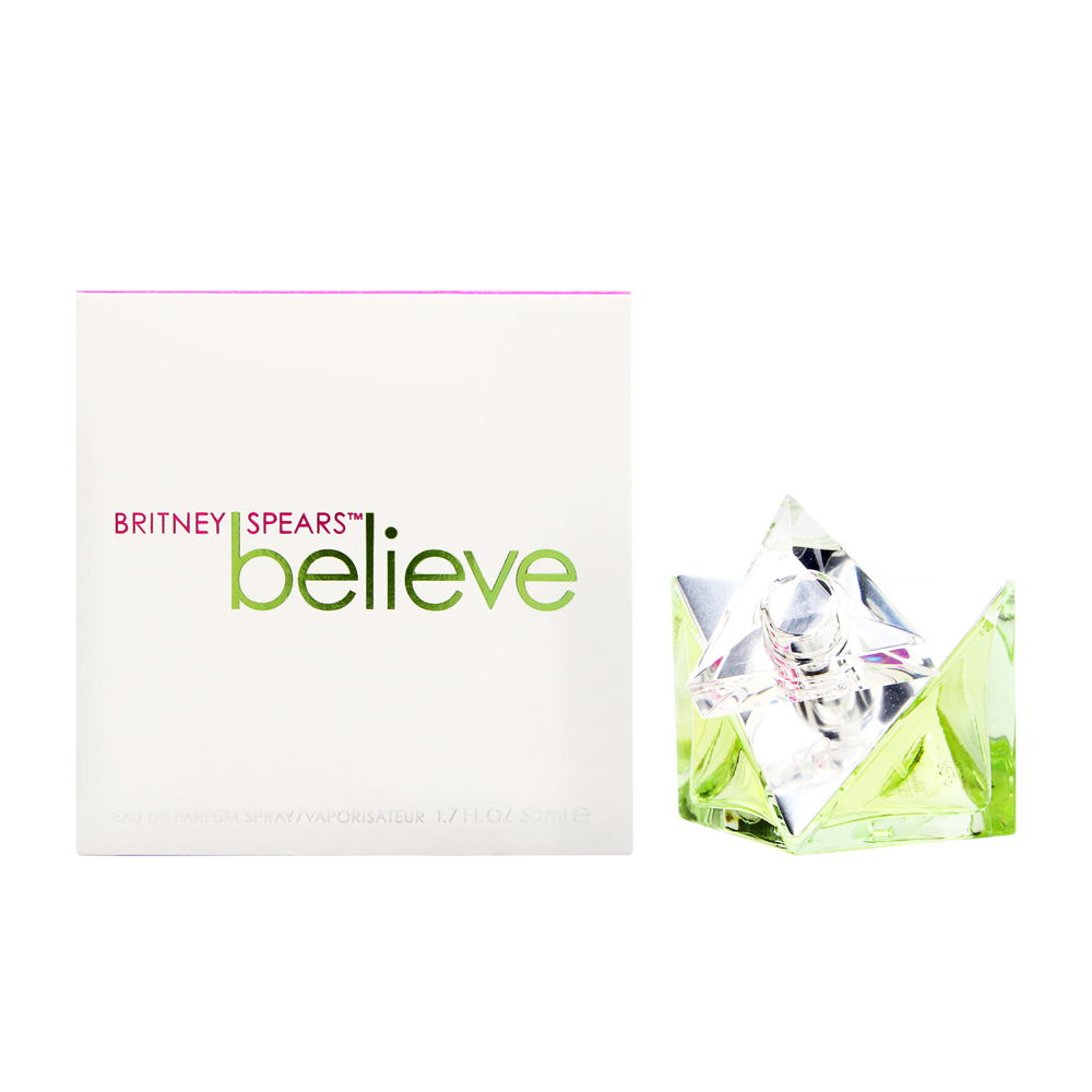 Believe by Britney Spears for Women 1.7oz EDP Spray Shower Gel