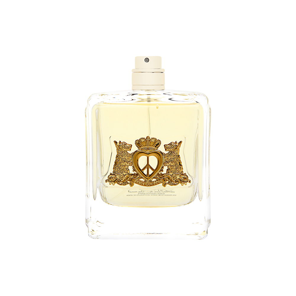 Peace Love & Juicy Couture by Juicy Couture for Women 3.4oz EDP Spray (Tester)