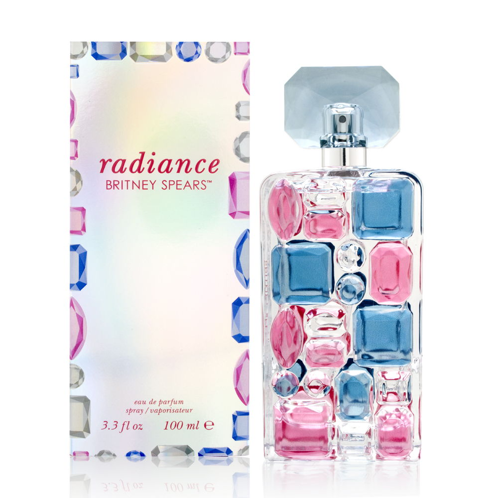 Radiance by Britney Spears for Women 3.3oz EDP Spray