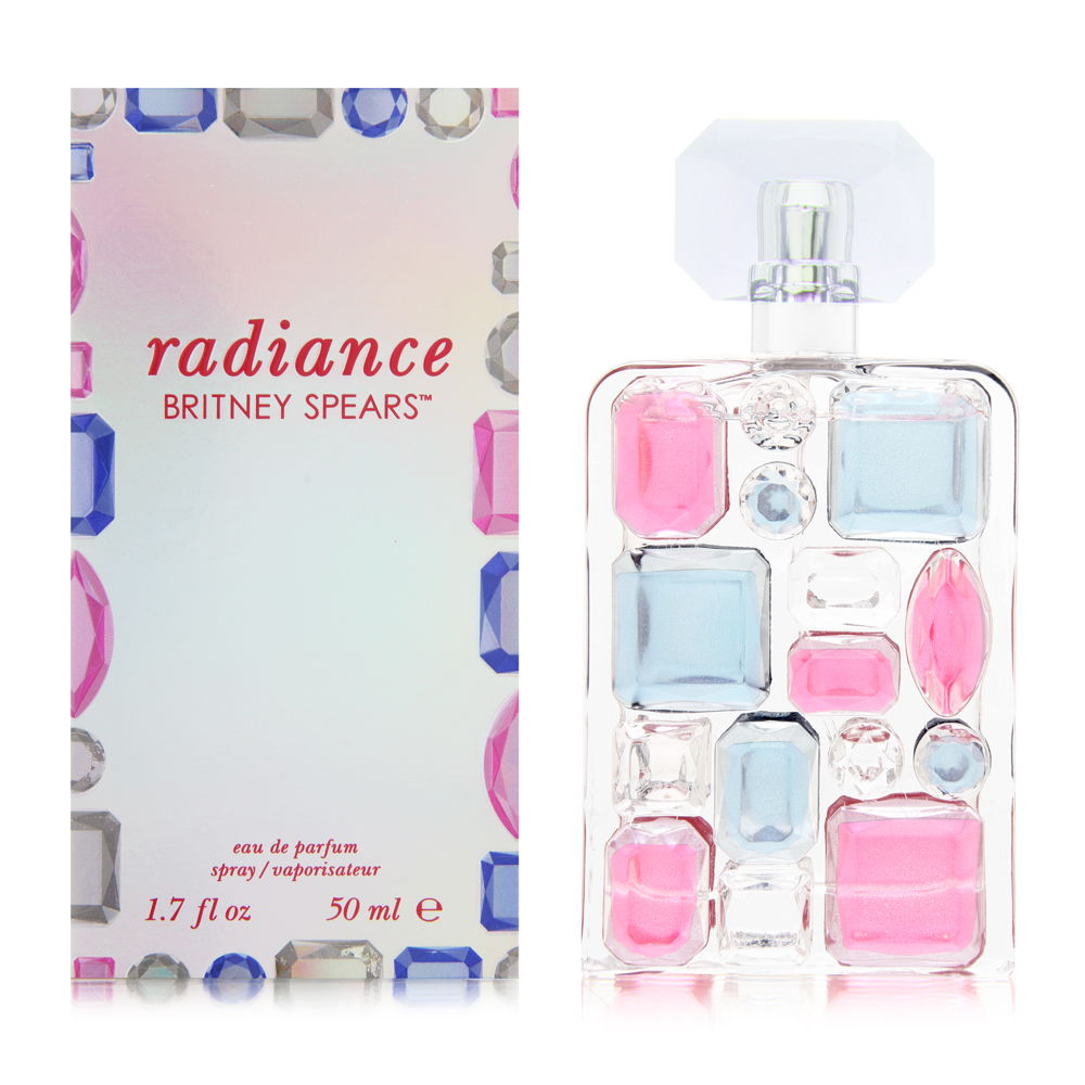 Radiance by Britney Spears for Women 1.7oz EDP Spray