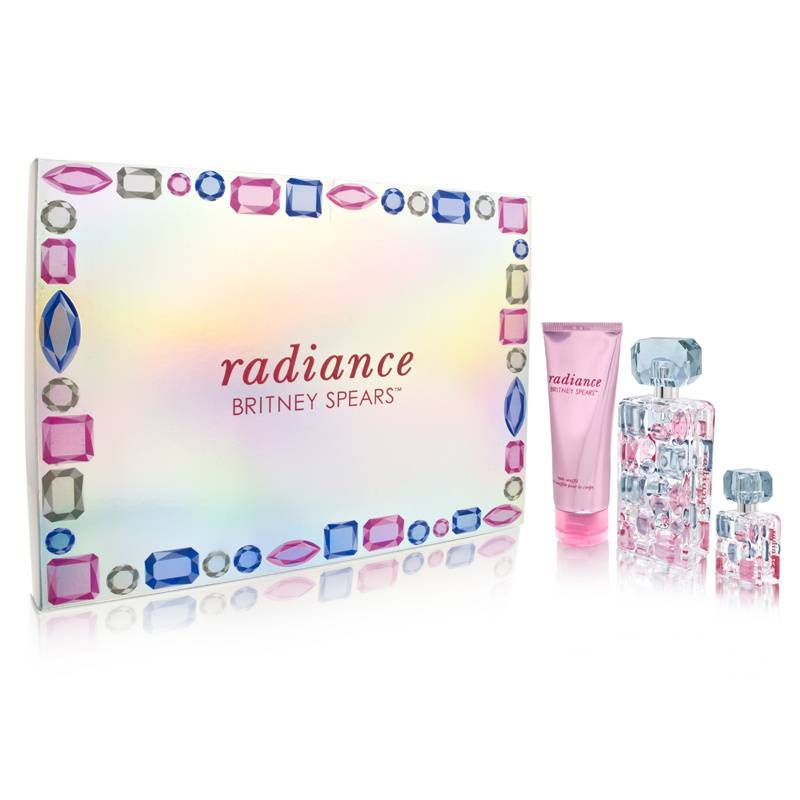 Radiance by Britney Spears for Women 3.3oz EDP Spray Gift Set