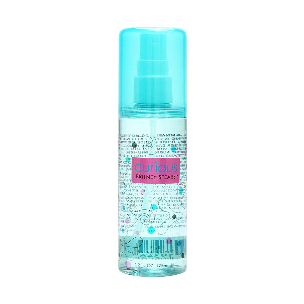 Elizabeth Arden Curious by Britney Spears for Women 4.2oz Spray Shower Gel