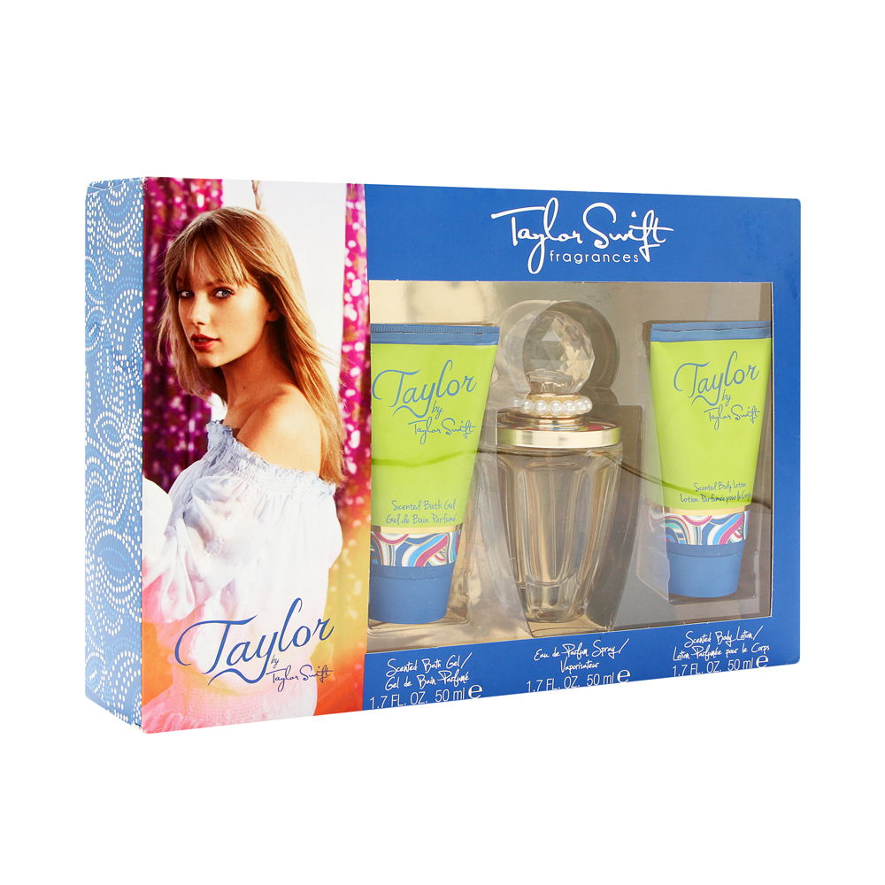 Taylor Swift Taylor by Taylor Swift 2pc - PARFUMS INTERNATIONAL, LTD.