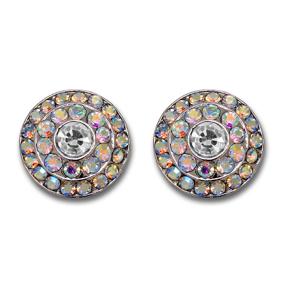 Sassy Clips 3 Layer Dome For Your Flips Crystal/Silver at Sears.com