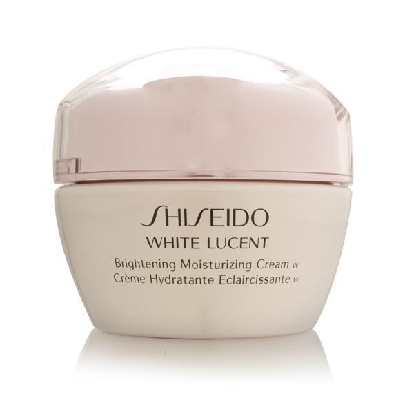 Shiseido - White Lucent Brightening Moisturizing Cream W - 50ml/1.7oz Bretanna - Witch Hazel Face & Body Toner Infused with Aloe Essential Oils - 2.25 oz.