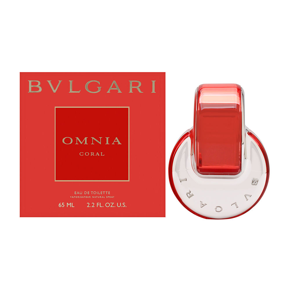 Bvlgari Omnia Coral by Bvlgari for Women 2.2oz EDT Spray