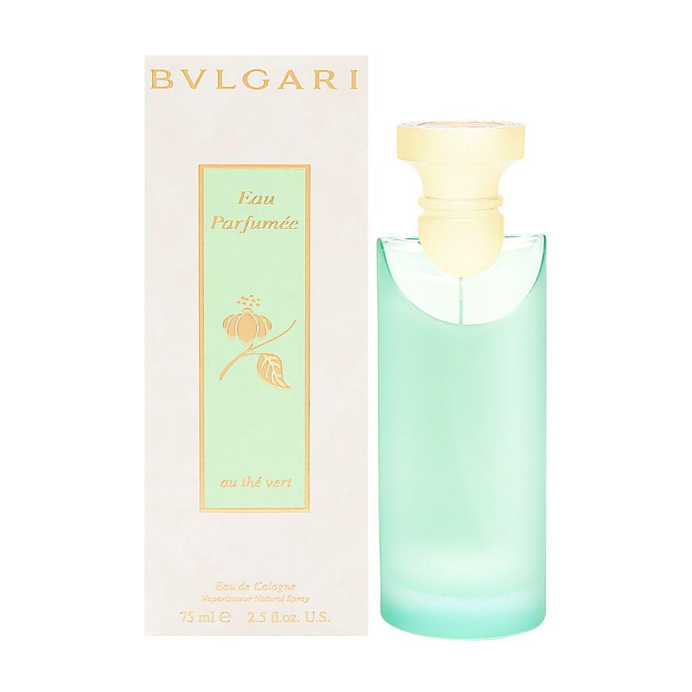 Bvlgari Eau Parfumee Au The Vert by Bvlgari 2.5oz Cologne EDC Spray Shower Gel