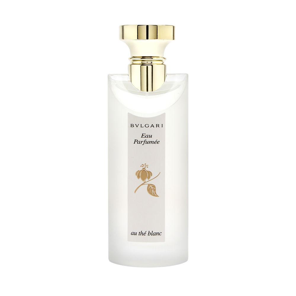 Bvlgari Eau Parfumee Au The Blanc by Bvlgari 5.0oz Cologne EDC Spray (Tester) Shower Gel