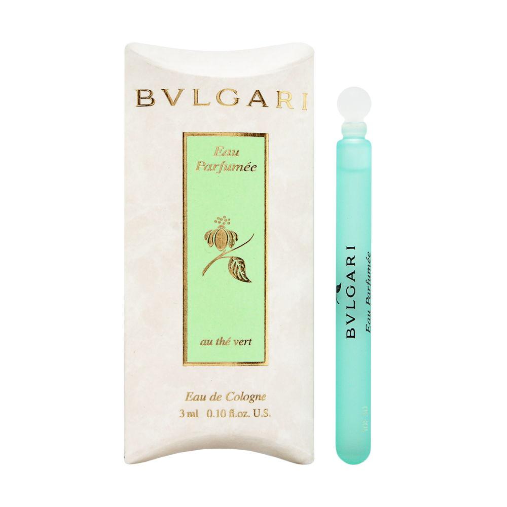 Bvlgari Eau Parfumee Au The Vert by Bvlgari 0.10oz Cologne EDC