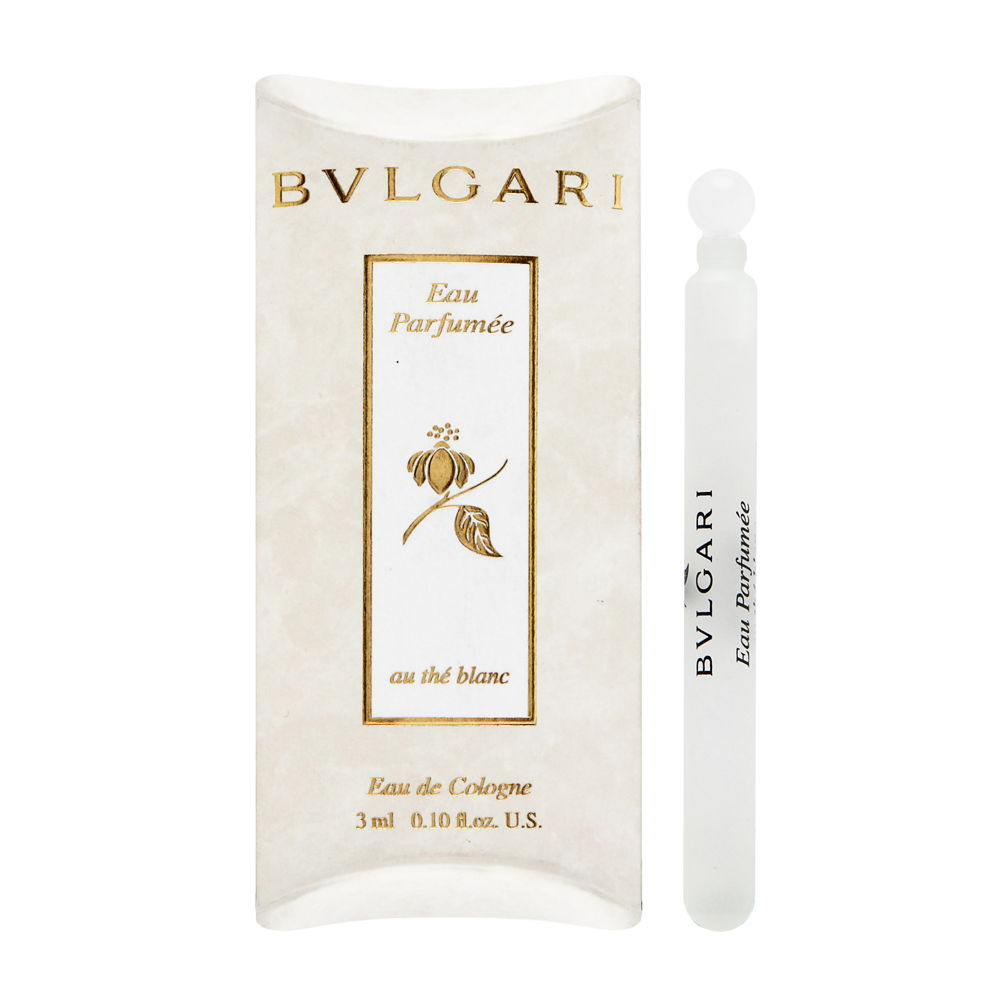 Bvlgari Eau Parfumee Au The Blanc by Bvlgari 0.10oz Cologne EDC