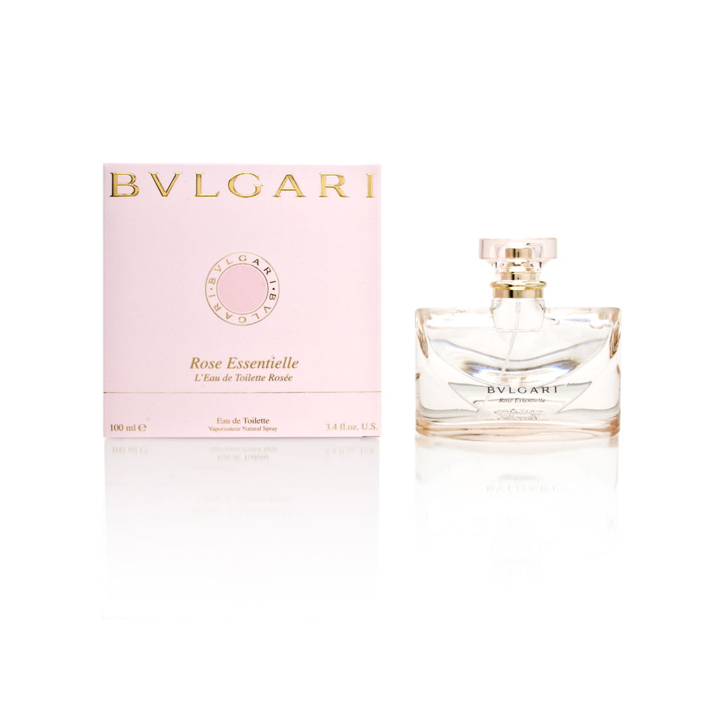 Bvlgari Rose Essentielle by Bvlgari for Women 3.4oz EDT Spray
