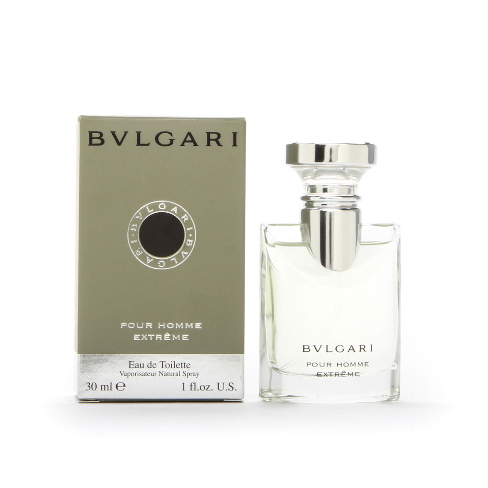 Bvlgari Extreme by Bvlgari for Men 1.0oz EDT Spray Shower Gel