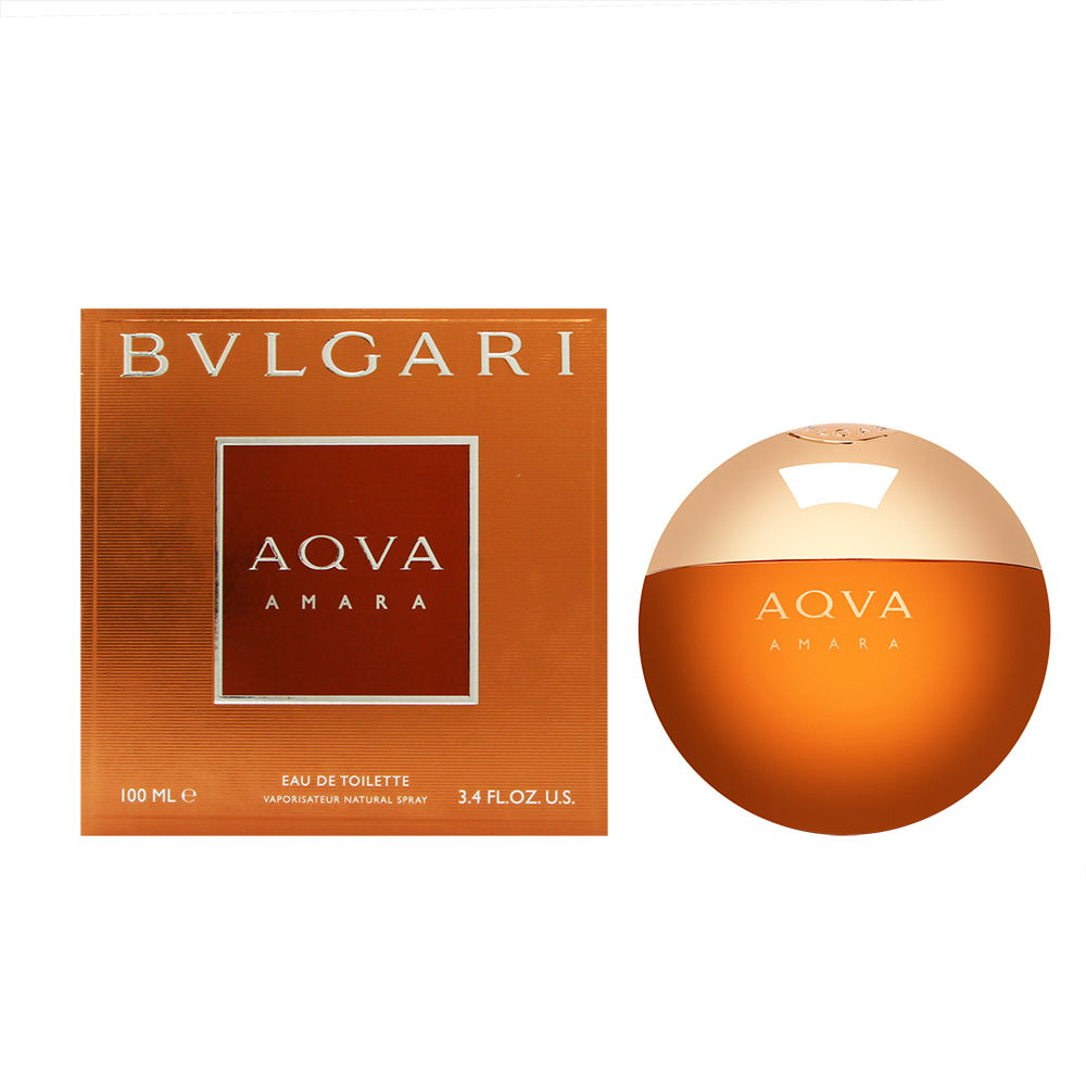 Bvlgari AQVA Amara for Men 3.4oz EDT Spray