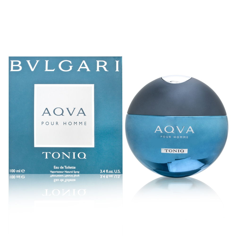 Bvlgari AQVA Pour Homme Toniq by Bvlgari 3.4oz EDT Spray