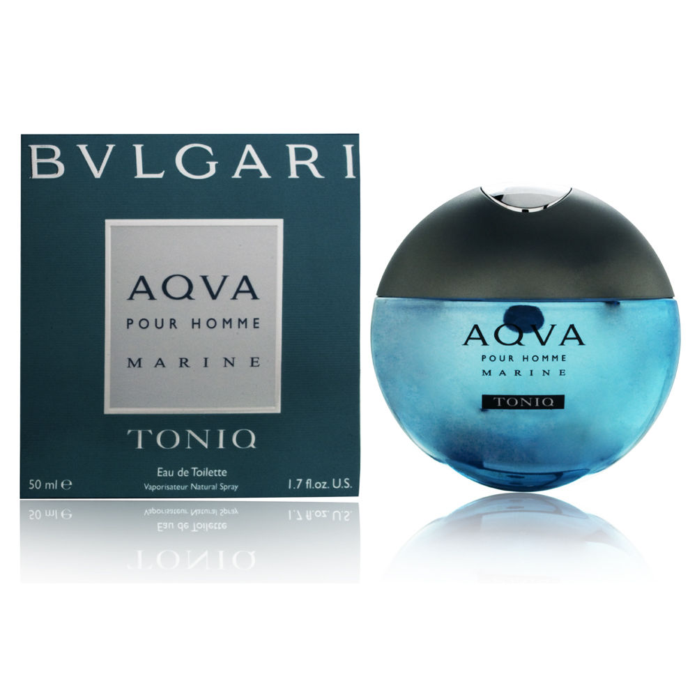 Bvlgari AQVA Marine Pour Homme Toniq by Bvlgari 1.7oz EDT Spray