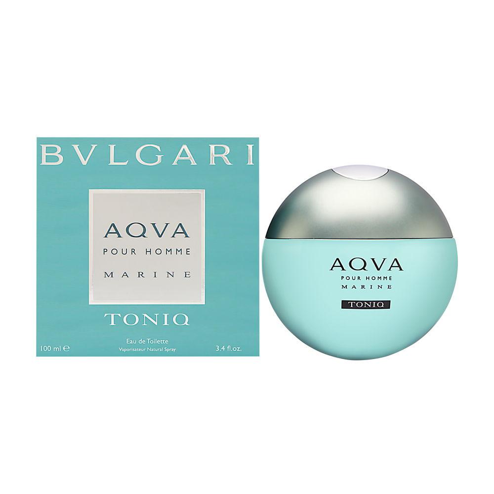 Bvlgari AQVA Marine Pour Homme Toniq by Bvlgari 3.4oz EDT Spray