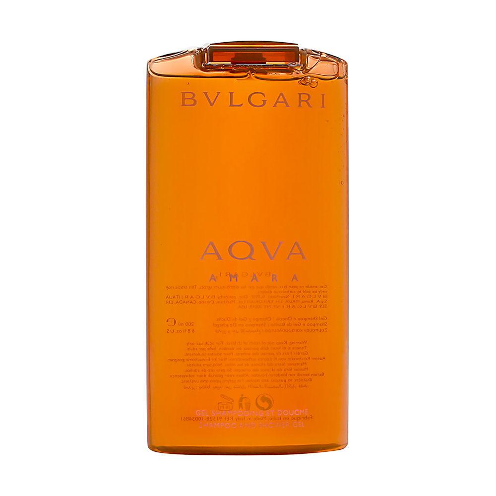 Bvlgari AQVA Amara for Men 6.8oz Shower Gel