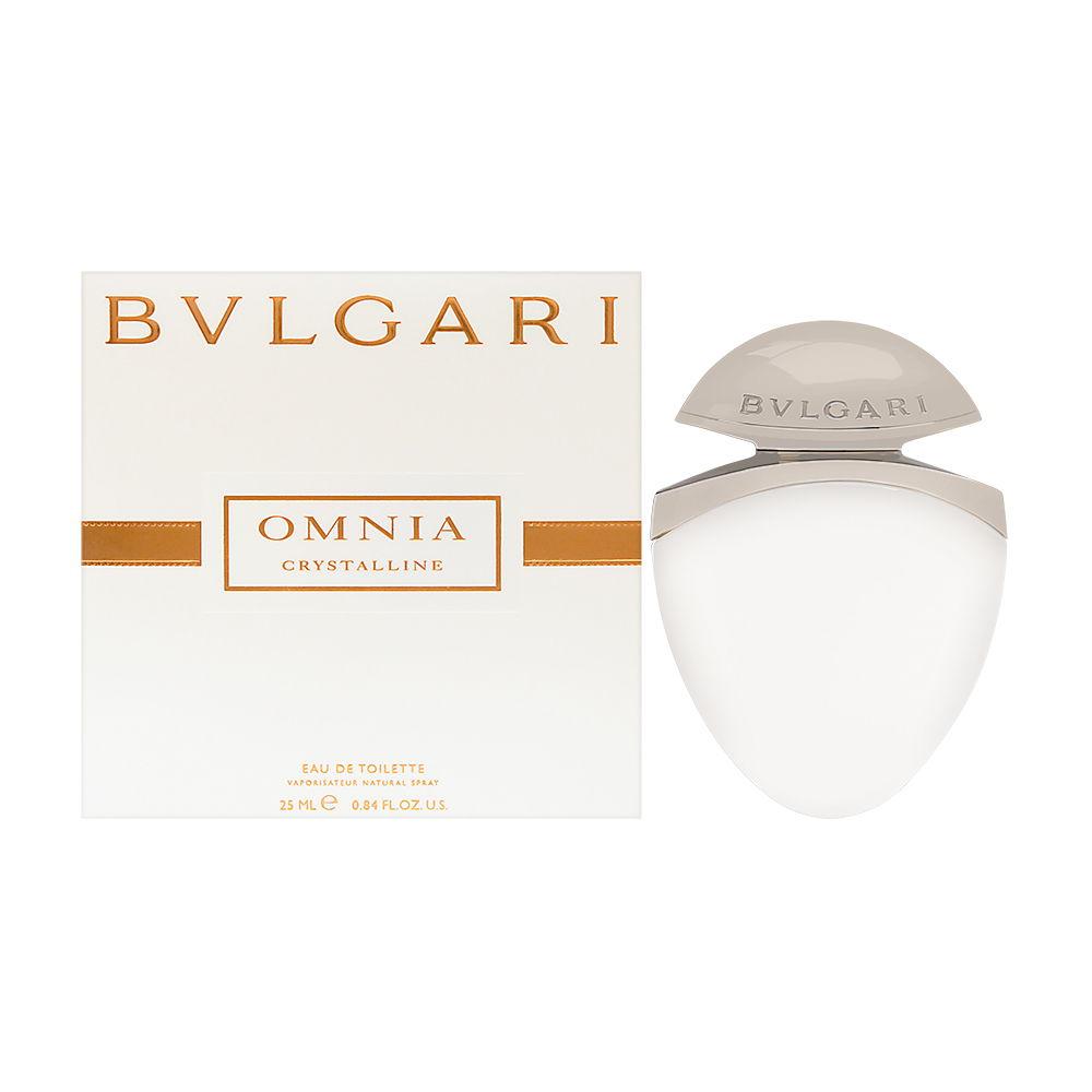 Bvlgari Omnia Crystalline by Bvlgari for Women EDT Spray Shower Gel