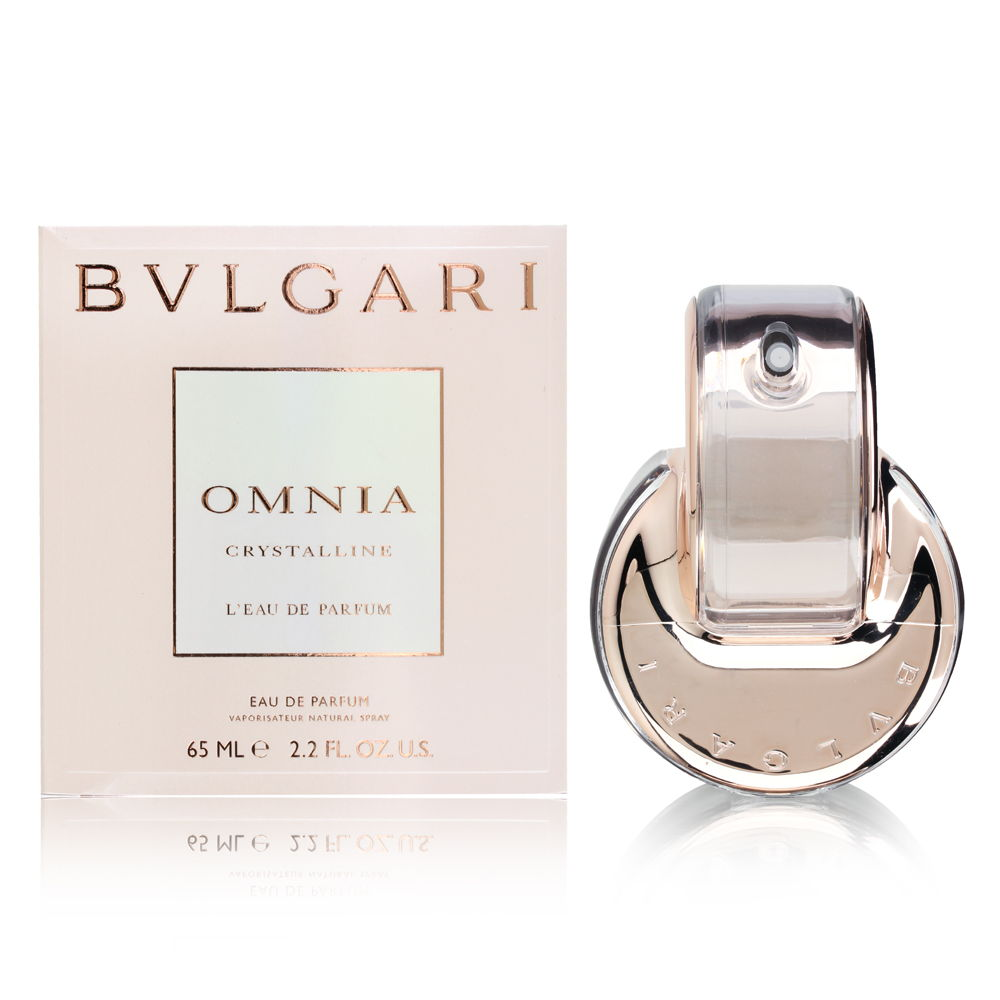 Bvlgari Omnia Crystalline by Bvlgari for Women 2.2oz EDP Spray Shower Gel