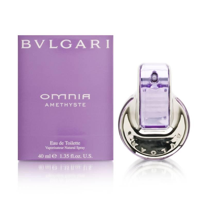 Bvlgari Omnia Amethyste by Bvlgari for Women 1.33oz EDT Spray Shower Gel