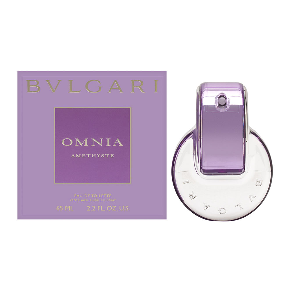 Bvlgari Omnia Amethyste by Bvlgari for Women 2.2oz EDT Spray Shower Gel