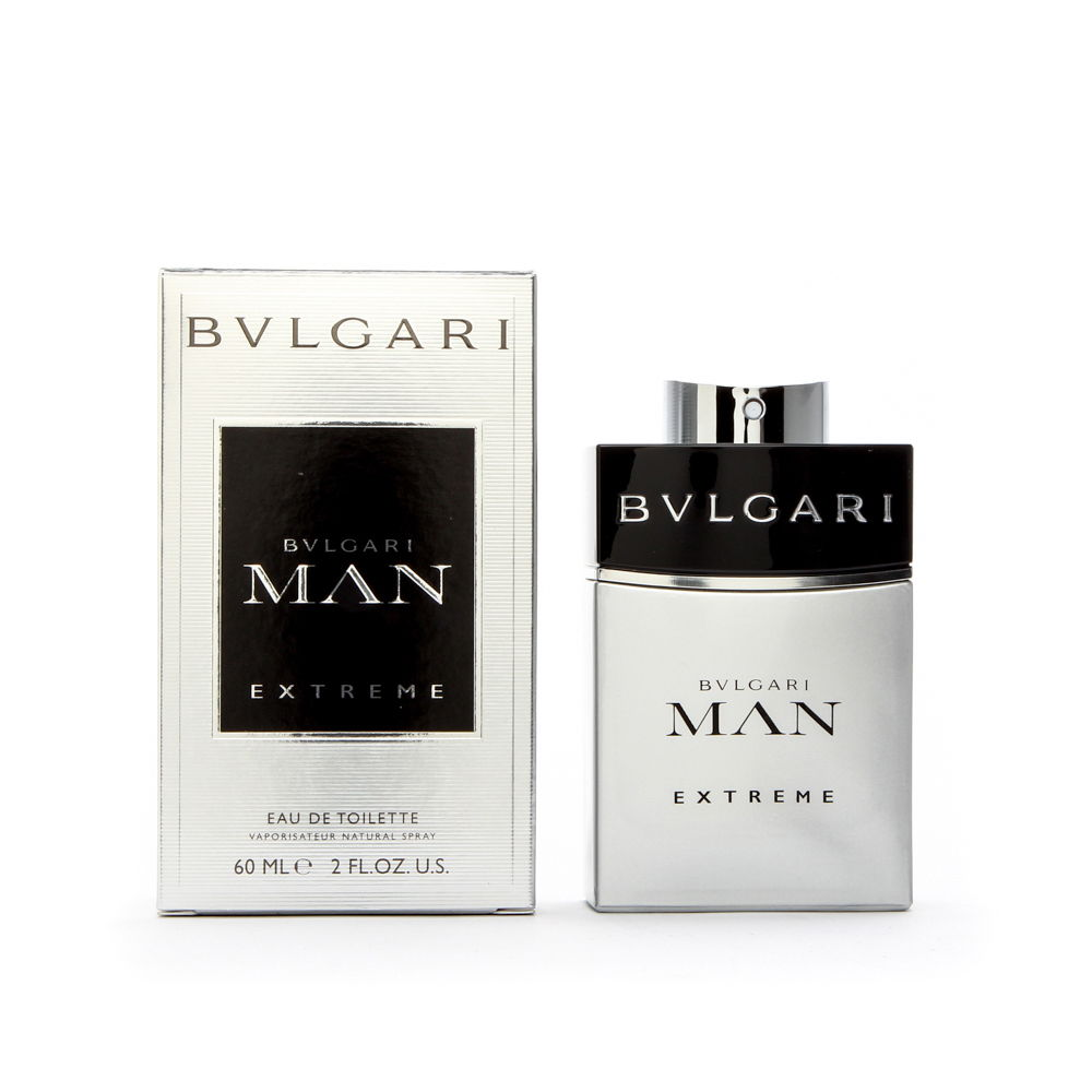 Bvlgari Man Extreme by Bvlgari  men 2.0oz EDT Spray