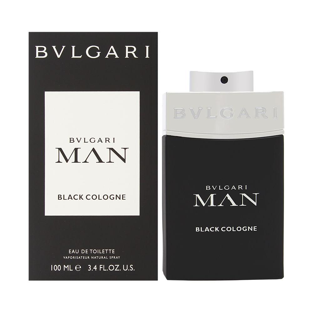 Bvlgari Man Black Cologne  men 3.4oz Cologne EDT Spray