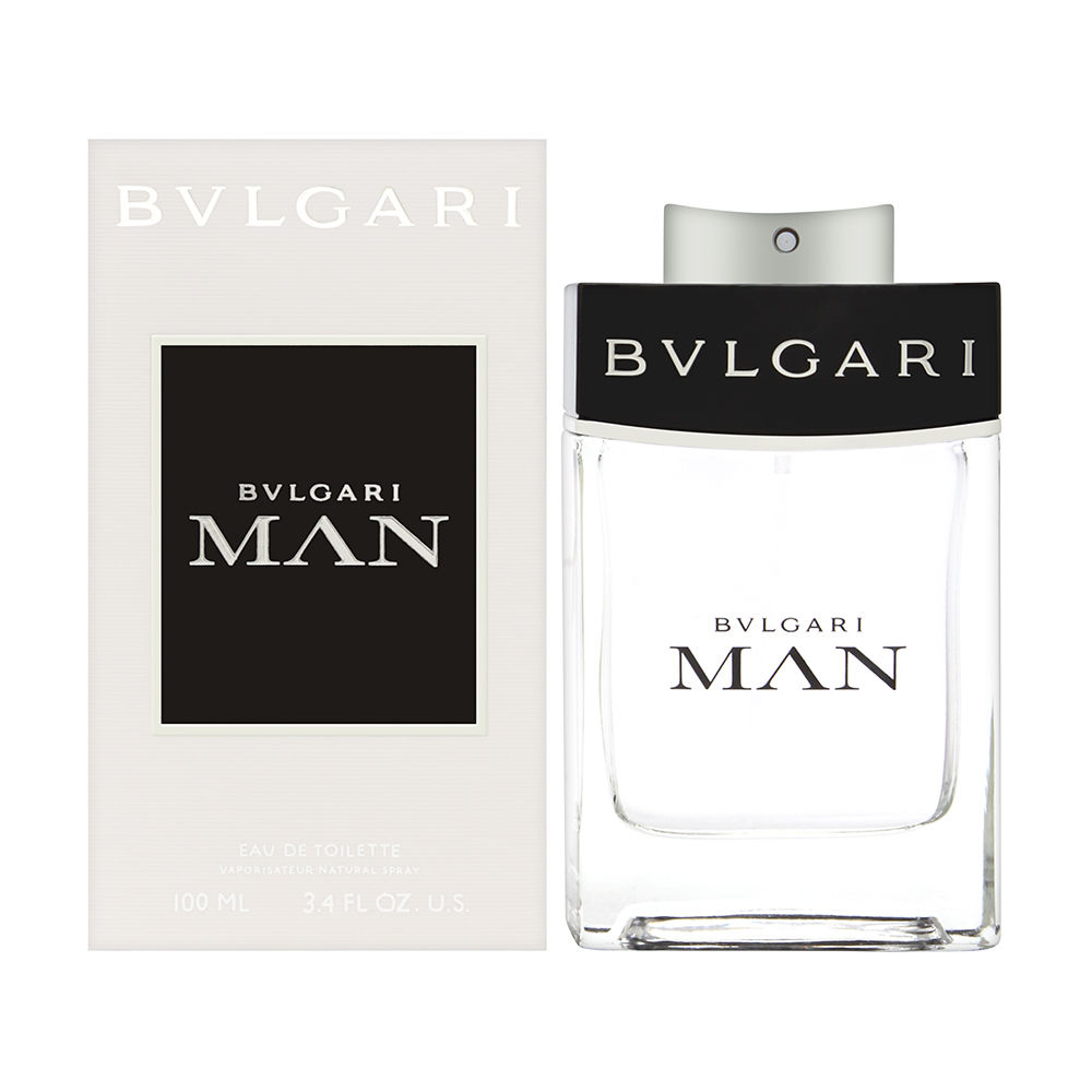 Bvlgari Man by Bvlgari  men 3.4oz EDT Spray